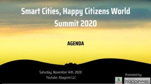 Read more about the article SMART CITIES, HAPPY CITIZENS