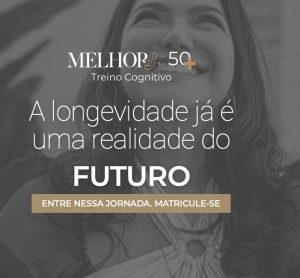 Read more about the article A Chief Happiness Officer Sandra Teschner é mentora no treino cognitivo 50 mais do Melhor de Sí